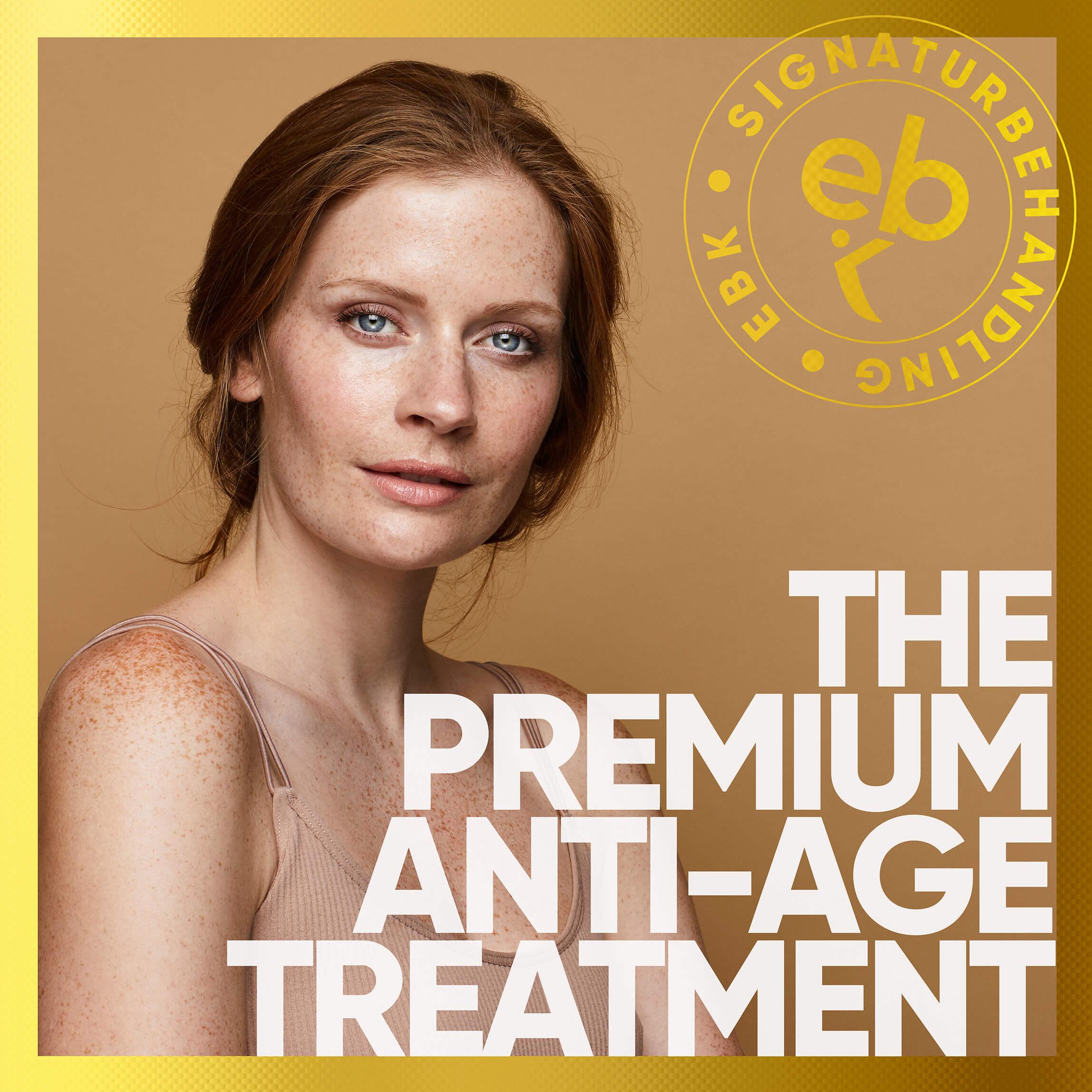 THE PREMIUM ANTI-AGE TREATMENT