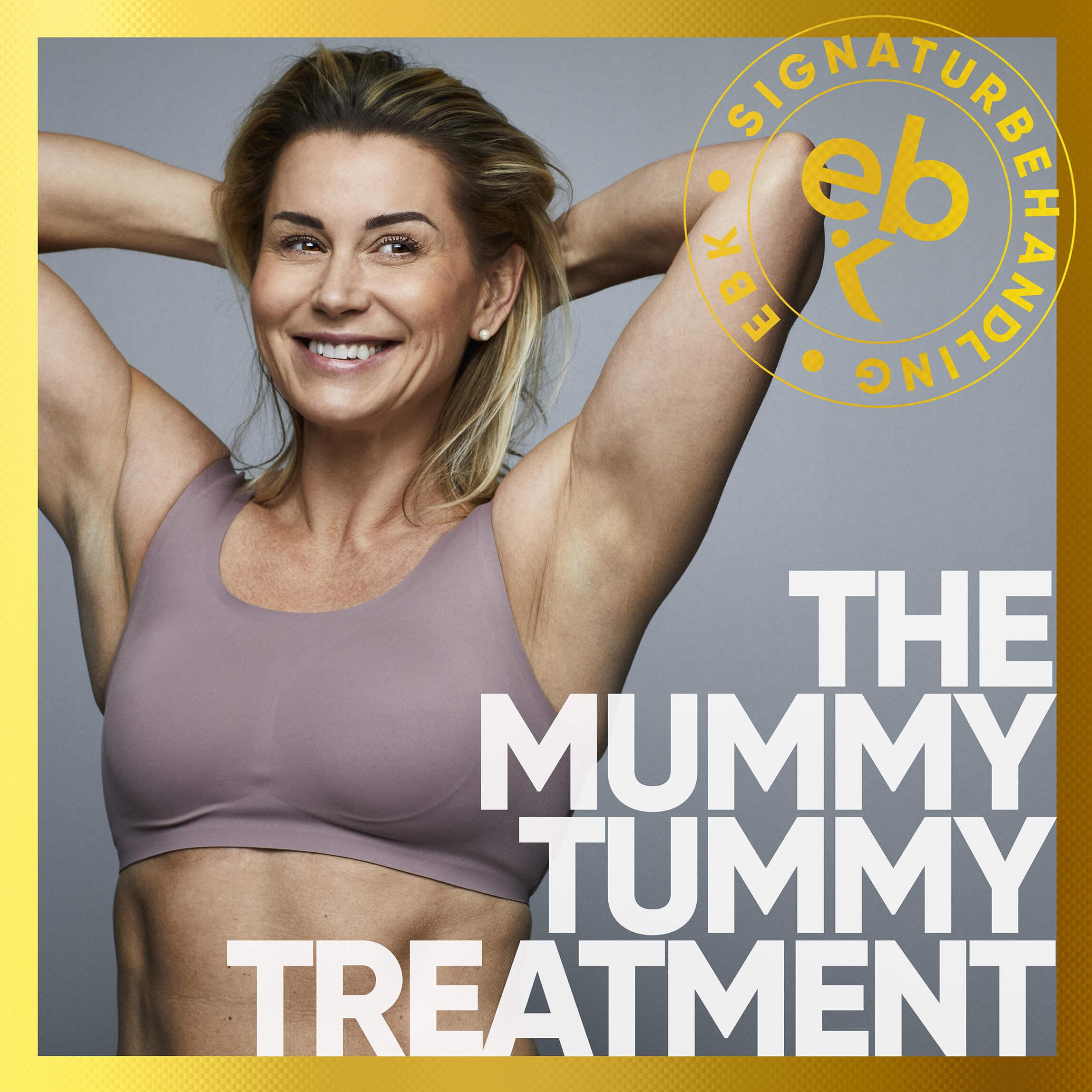 THE MUMMY TUMMY TREATMENT