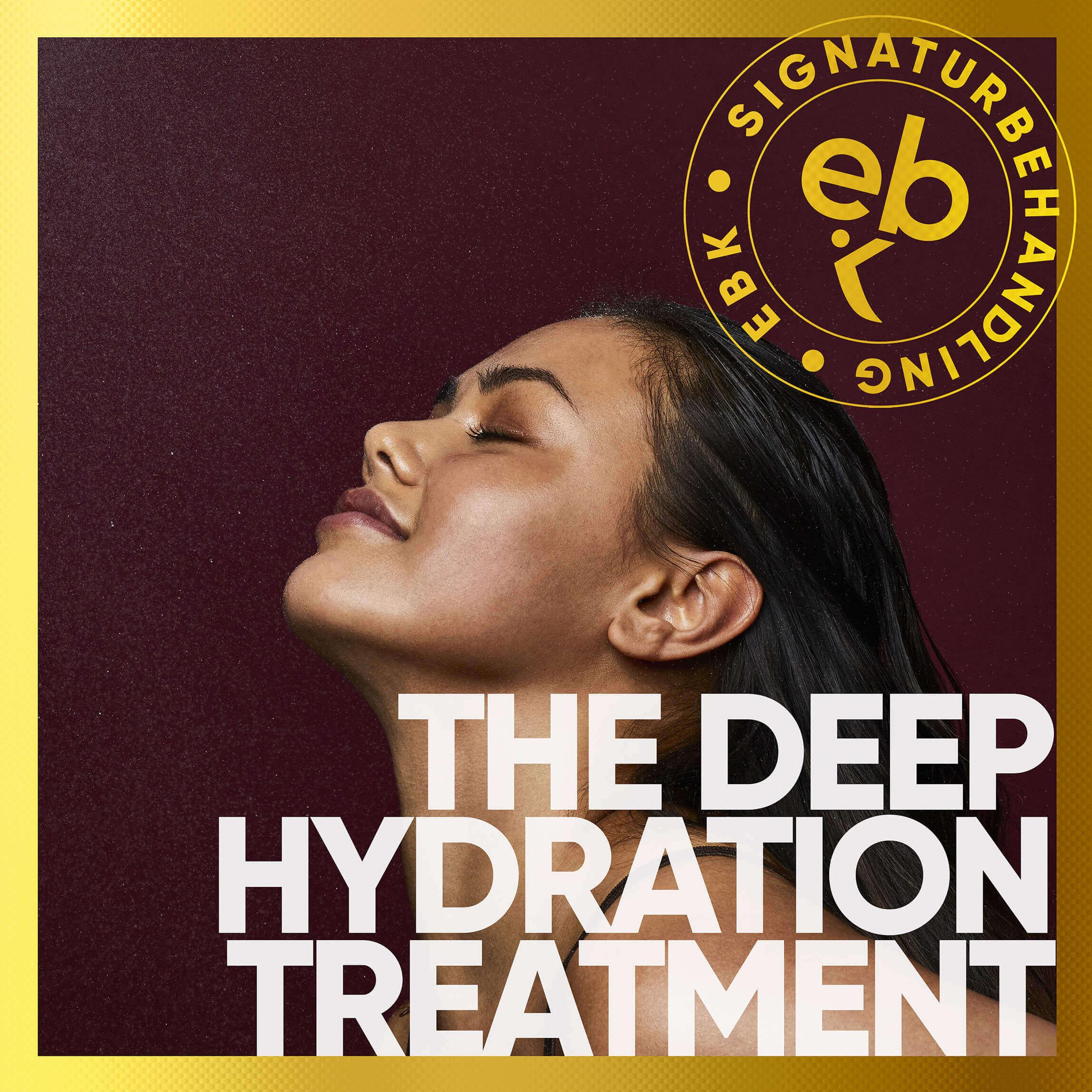 THE DEEP HYDRATION TREATMENT
